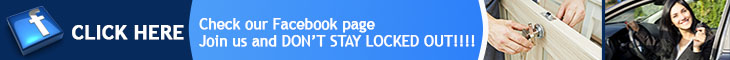 Join us on Facebook - Locksmith Wood Dale